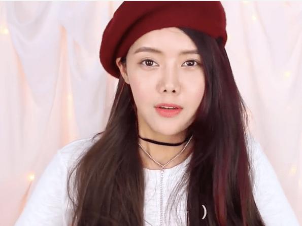 썸블리의 김유정 메이크업