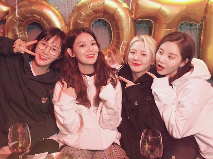 또 다시 소녀시대!