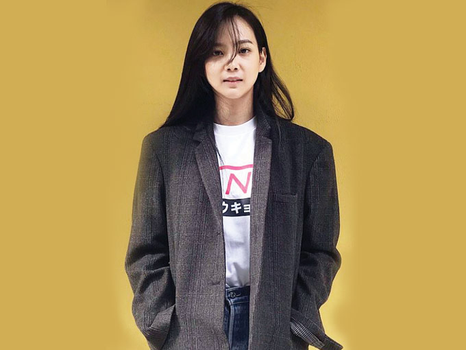 스타일리스트 김지혜  손 끝에서 완성된 윤승아