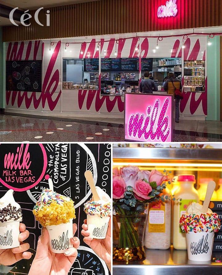 2. 밀크 바(Milk Bar)