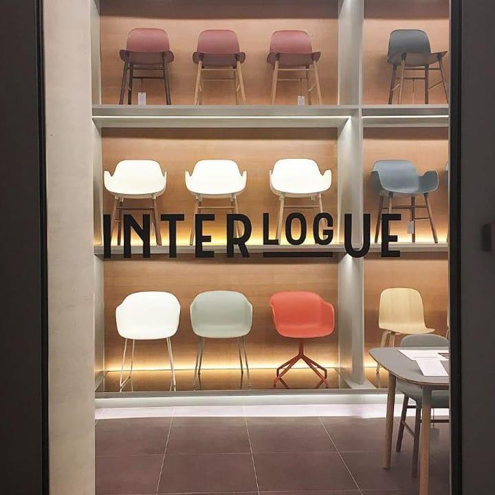 북유럽 리빙 브랜드 노만 코펜하겐과 무토의 제품들을 마음껏 볼 수 있는 브랜드 공간이 논현동에 오픈했다. 2012년 젊은 건축가상을 수상한 이동준 건축가가 설계한 인터로그의 매장은 지하 1층과 지상 3층으로 이루어져 있다.