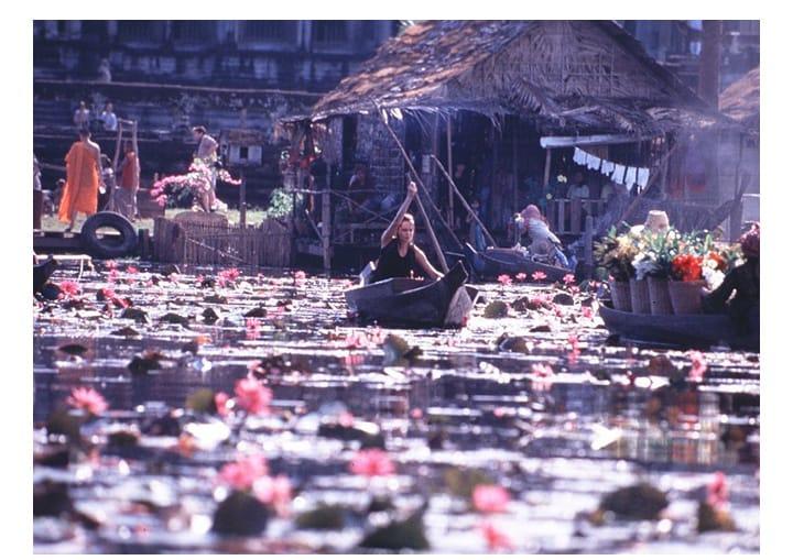 고대로 타임 워프, 캄보디아